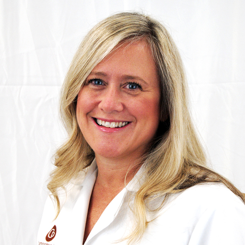 Dr. Colleen Bullard, founder and president of Comprehensive Dentistry
